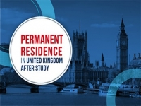 Permanent Residence in UK After Study