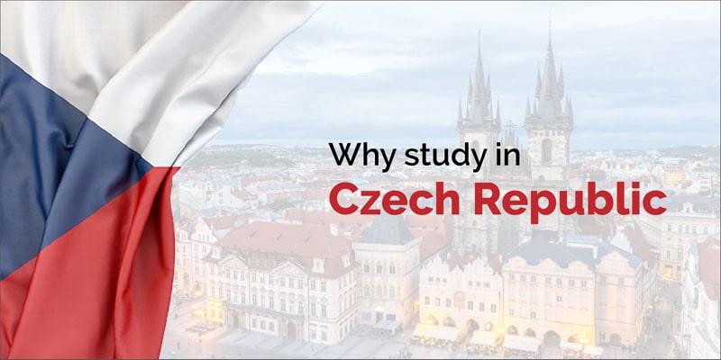 Why study in Czech Republic