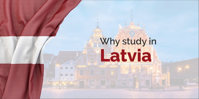 Why Study in Latvia